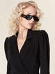 Karen Walker Grand Master Rectangle Sunglasses product image
