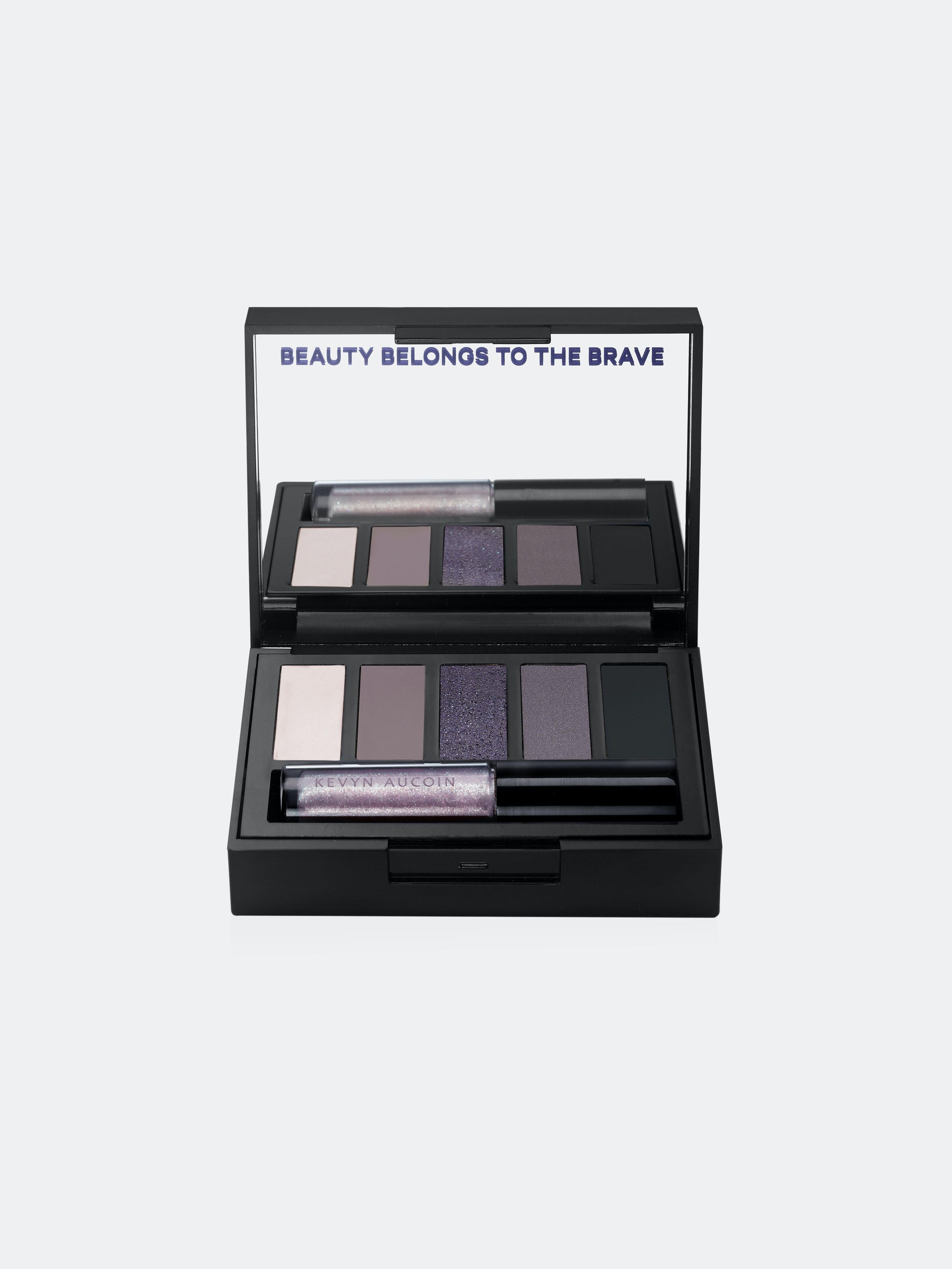 Kevyn Aucoin Emphasize Eye Design Palette In Purple