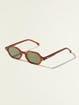 KOMONO Shaun Geometric Sunglasses product image