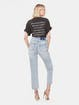 Ksubi Chlo Wasted Slash Straight Crop High Rise Jeans product image