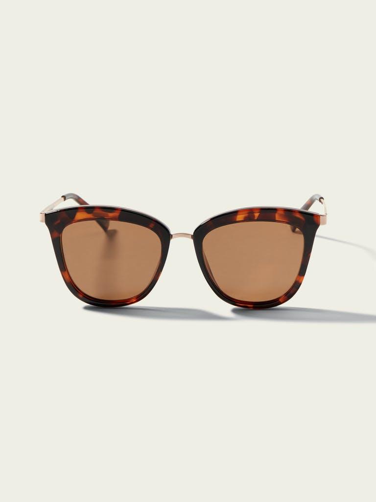 Le Specs Caliente Cat Eye Sunglasses product image