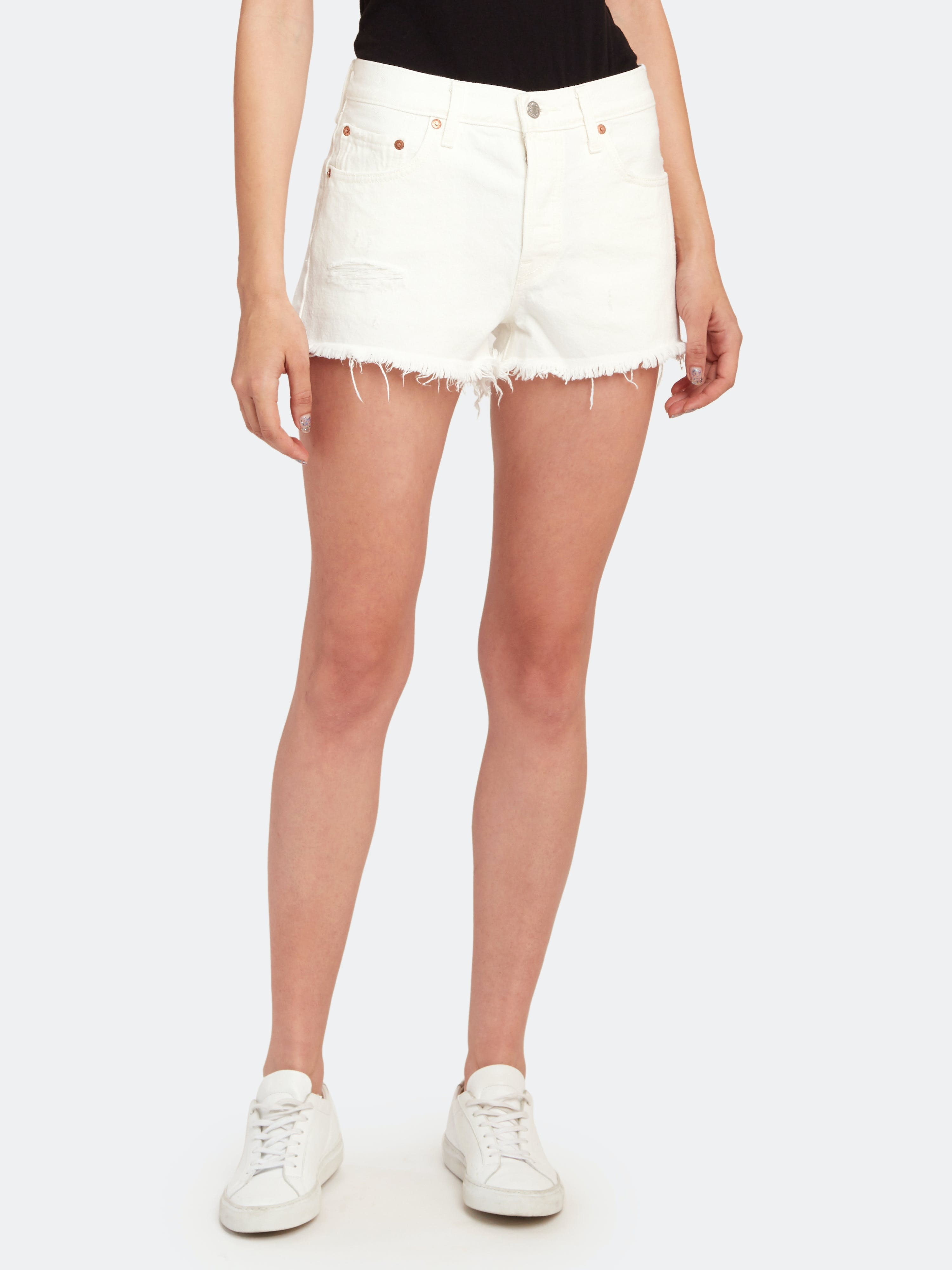 Levi's LEVI'S 501 HIGH RISE RELAXED SHORTS