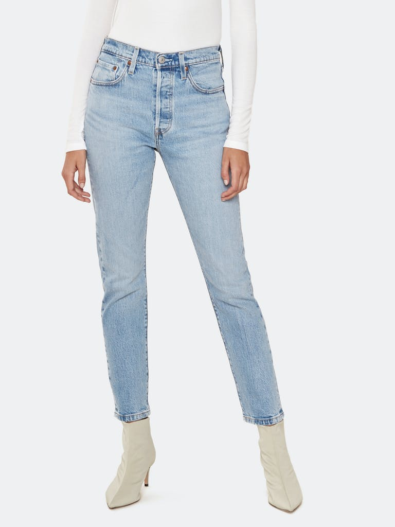 Levi's 501 High Rise Skinny Jeans product image