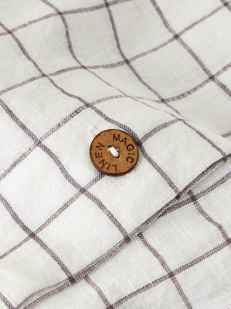 MagicLinen Linen Duvet Cover product image