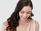Melinda Maria Single Thorn Necklace product image