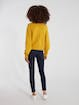 MILLY Chunky Knit Varsity Sweater product image