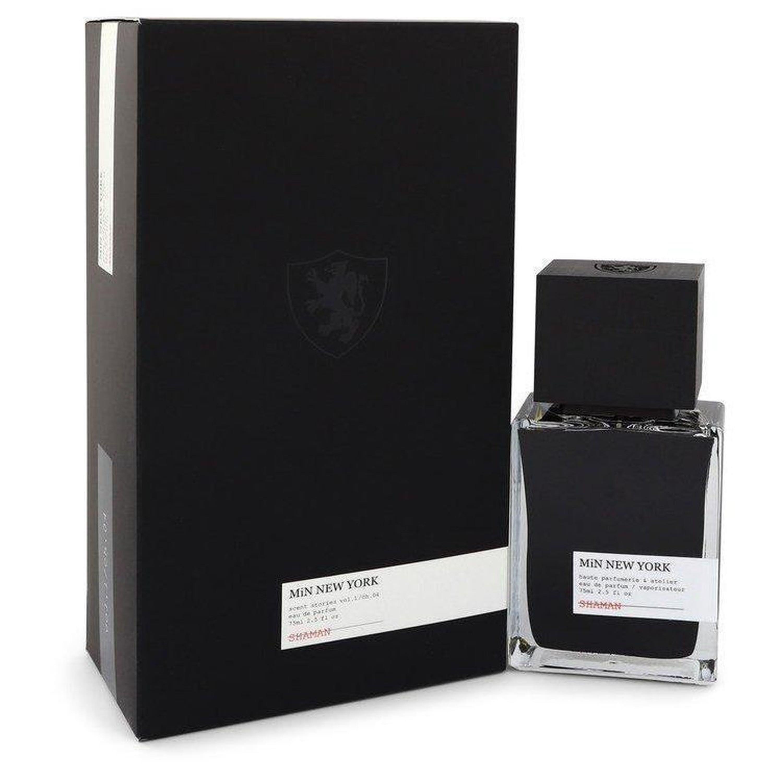 Min New York Shaman By  Eau De Parfum Spray (unisex) 2.5 oz In Black