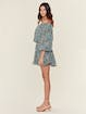 MISA Los Angeles Zonia Off the Shoulder Mini Dress product image