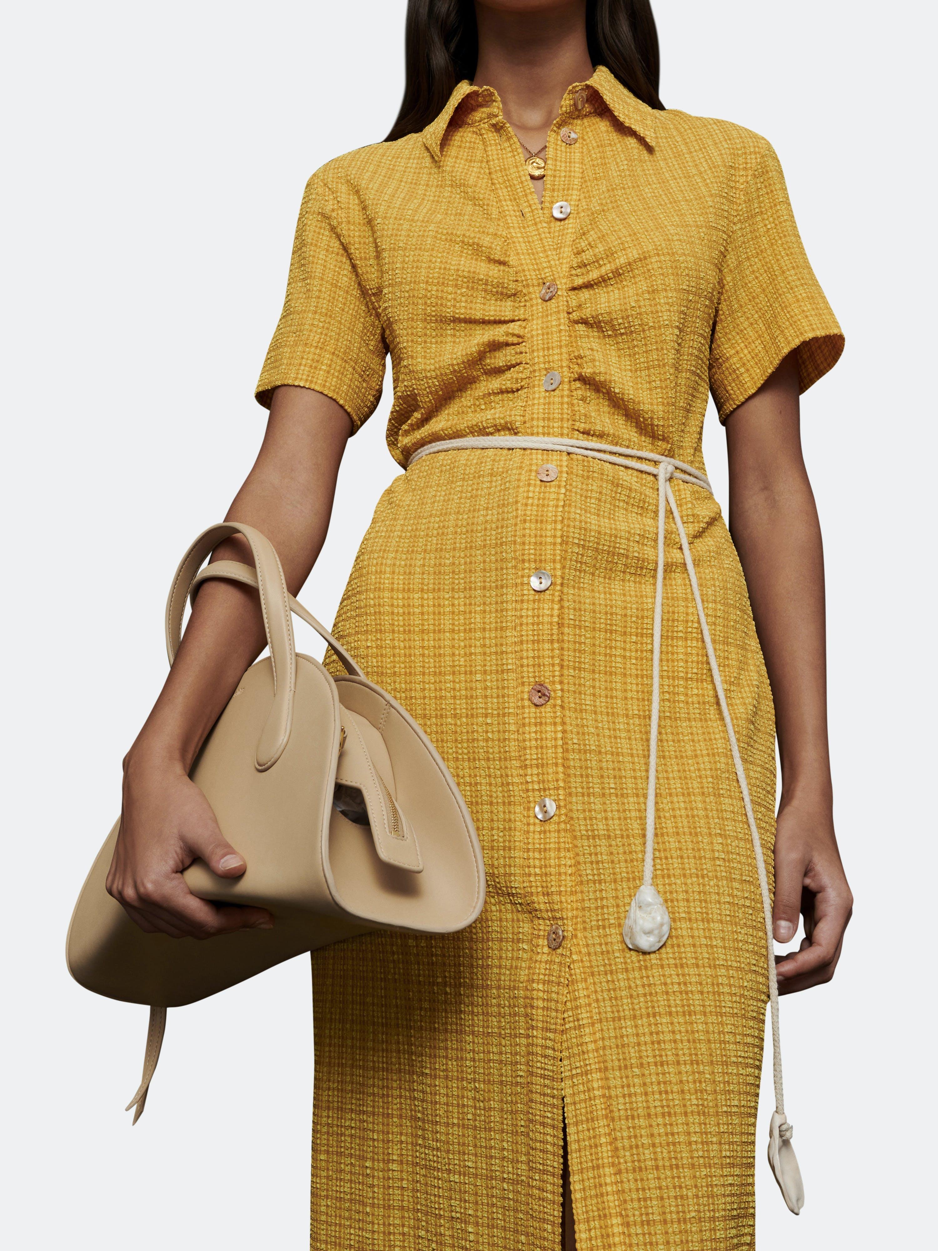 Nanushka Midi dresses NANUSHKA SABRI SHIRT DRESS