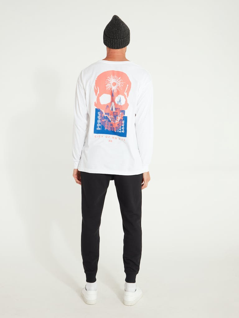 Never Made City No Pity Long Sleeve Tee product image