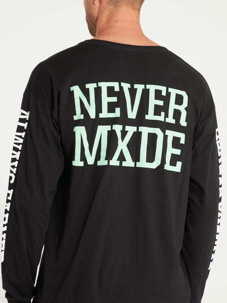 Never Made Never Mxde LS Tee product image