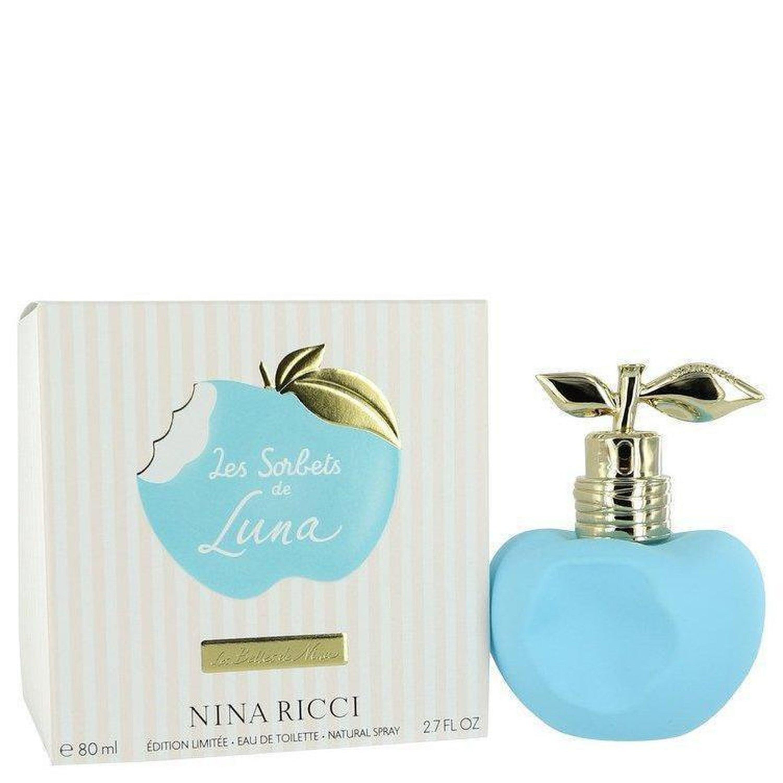 Nina Ricci Les Sorbets De Luna By  Eau De Toilette Spray 2.7 oz