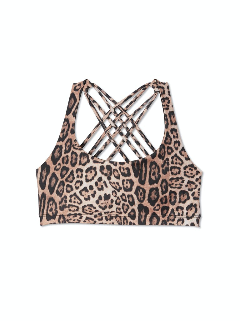 Onzie Chic Strappy Sports Bra product image