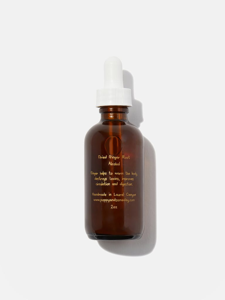 Poppy & Someday Ginger Tincture product image