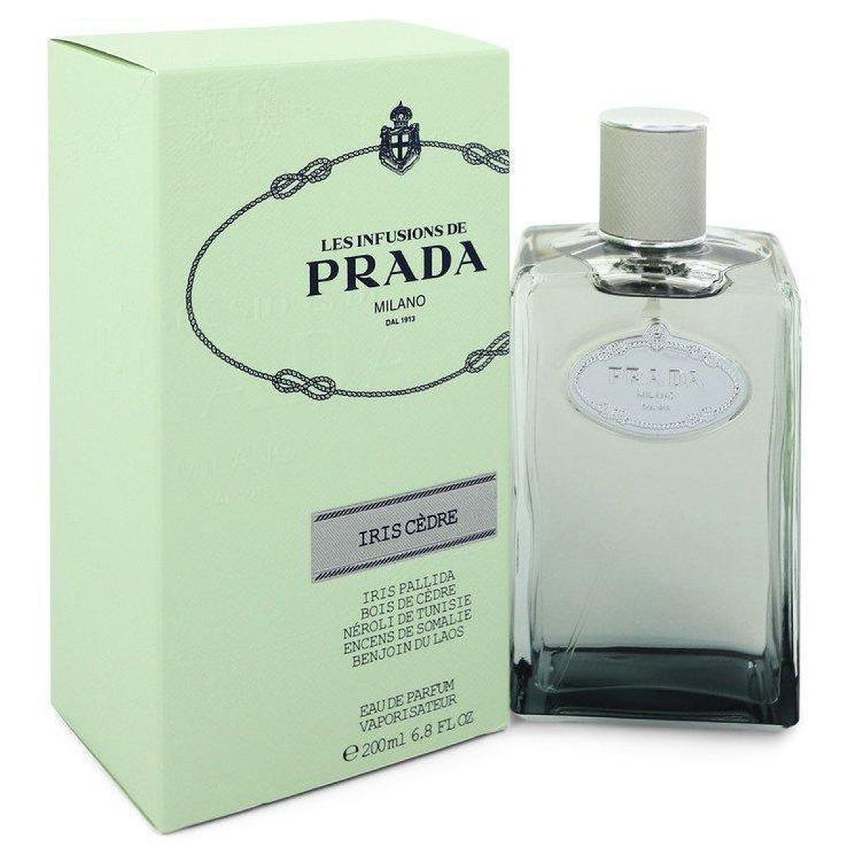Prada Infusion D'iris Cedre By  Eau De Parfum Spray (unisex) 6.8 oz