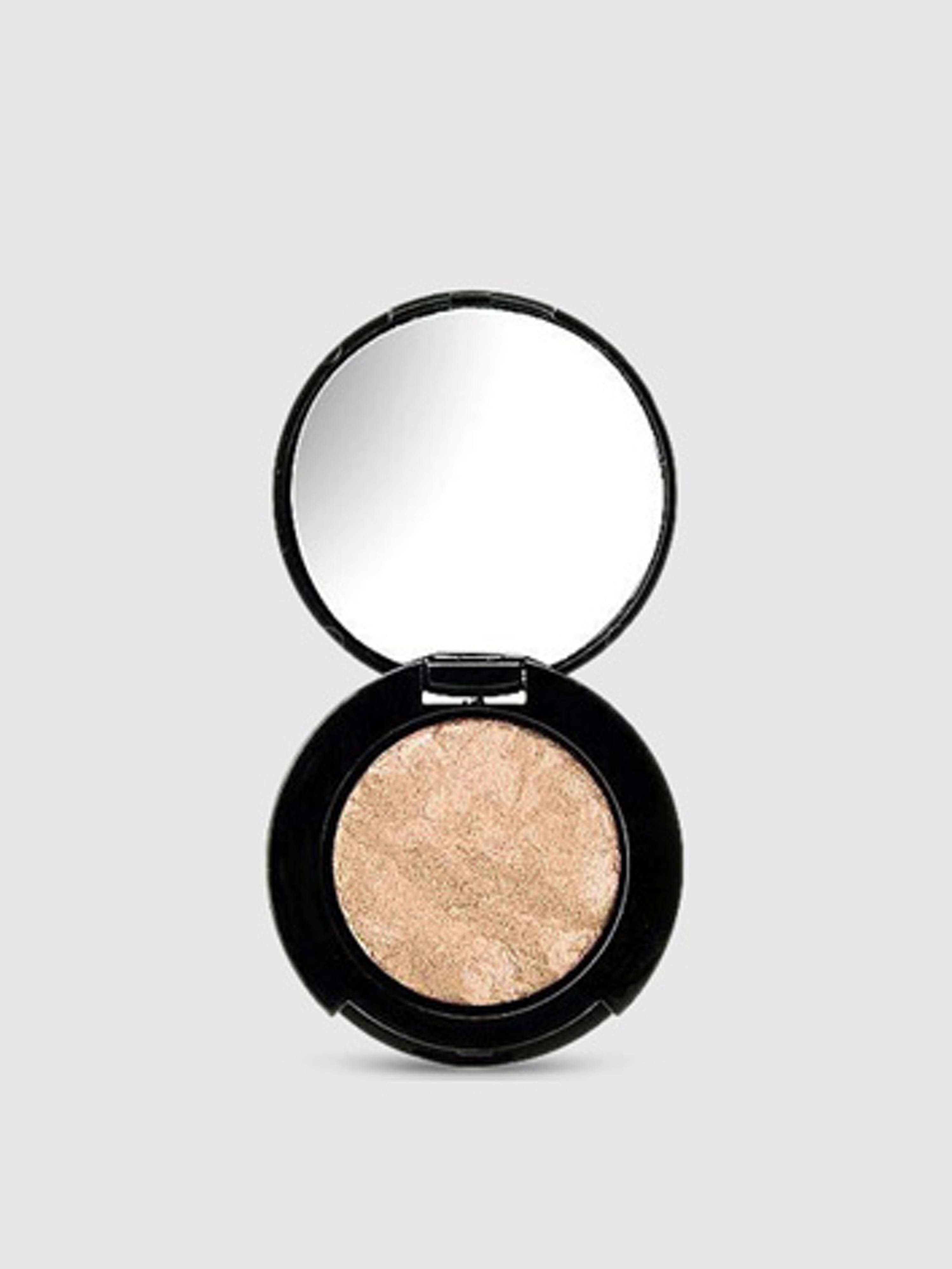 Ready To Wear Beauty Fashionably Baked Dual Intensity Eyeshadows In Gold
