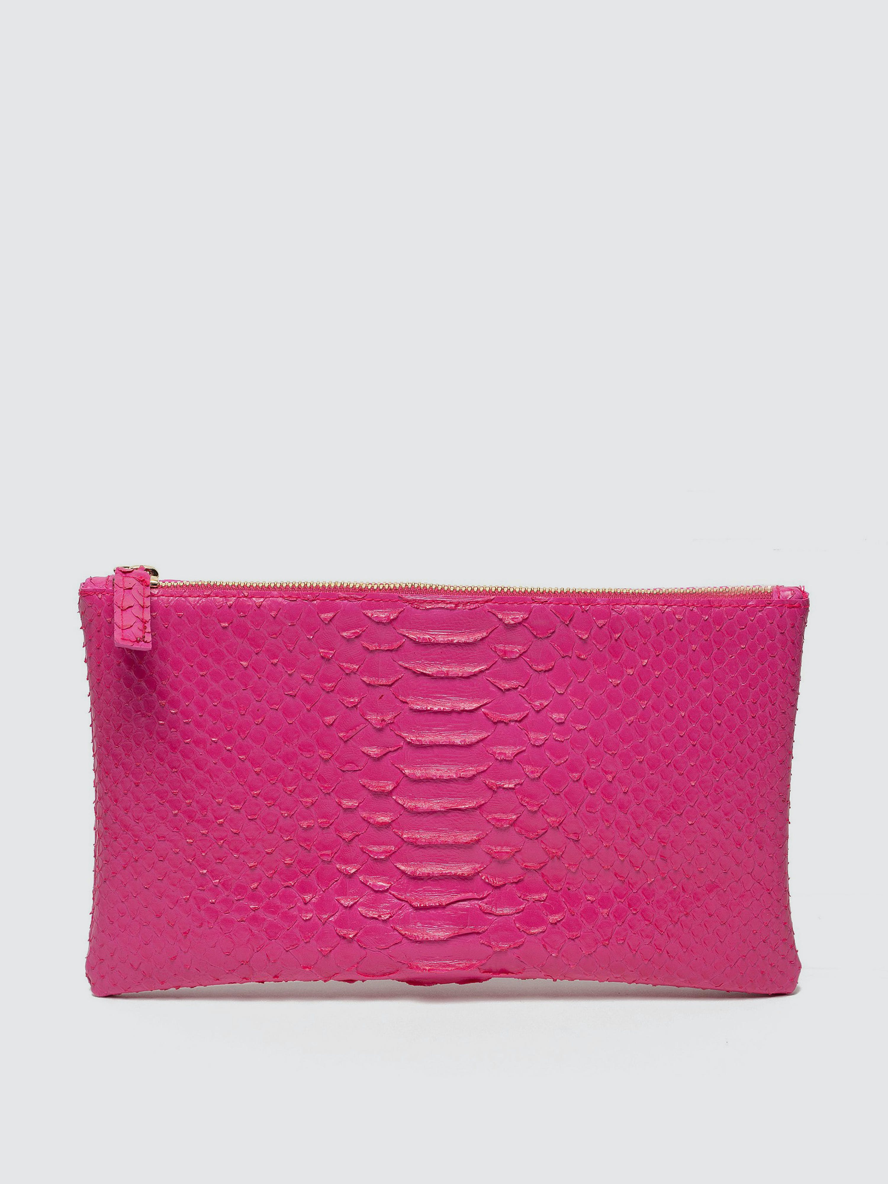 Rivers Eight Small Clutch In Pink