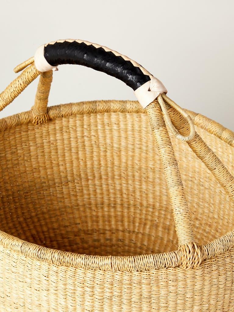 Savanna Baskets Beam Straw Basket product image
