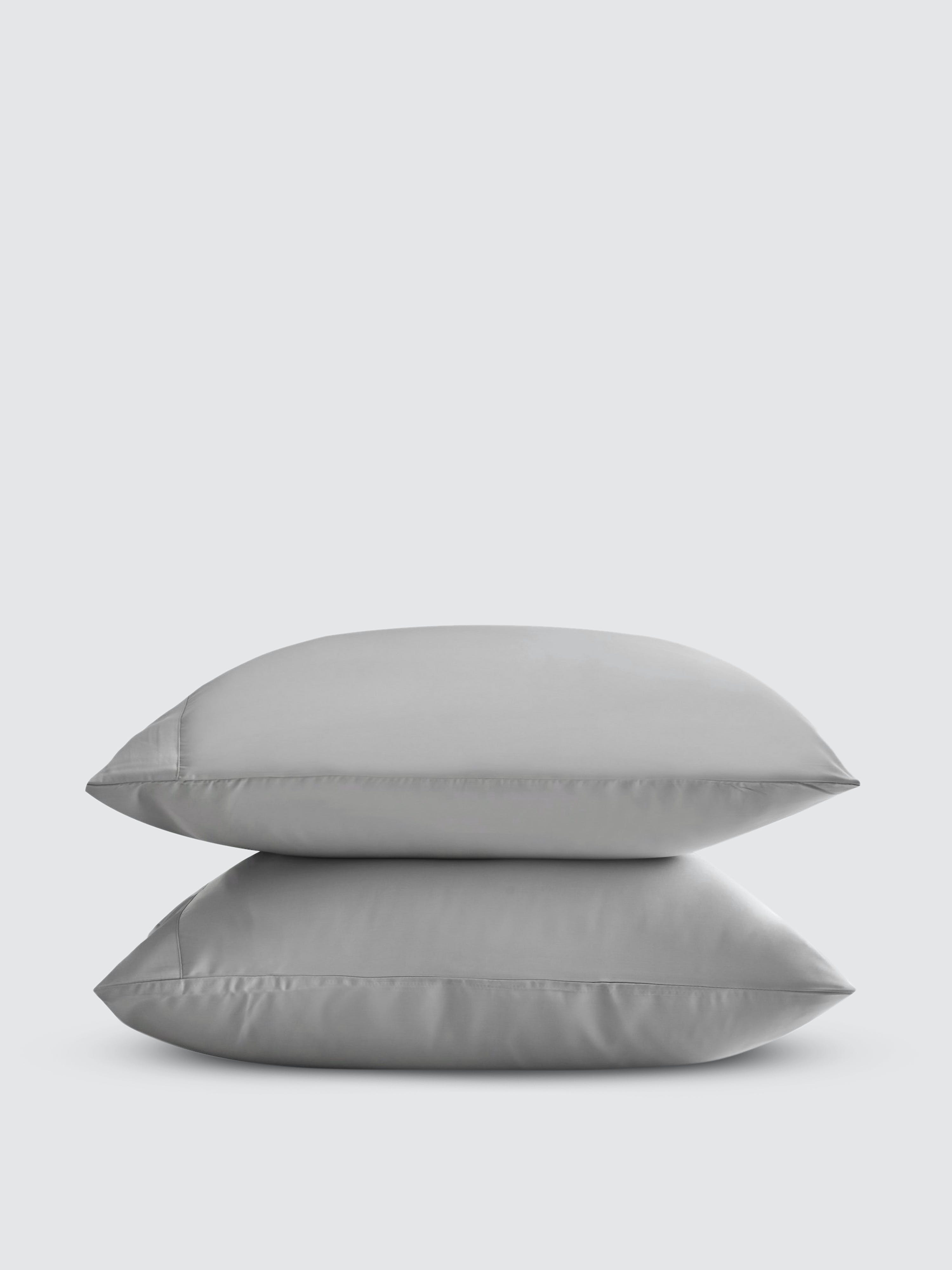 Sijo Eucalyptus Pillowcase Set In Grey