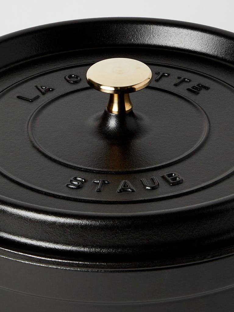 Staub Cast Iron Round Cocotte product image