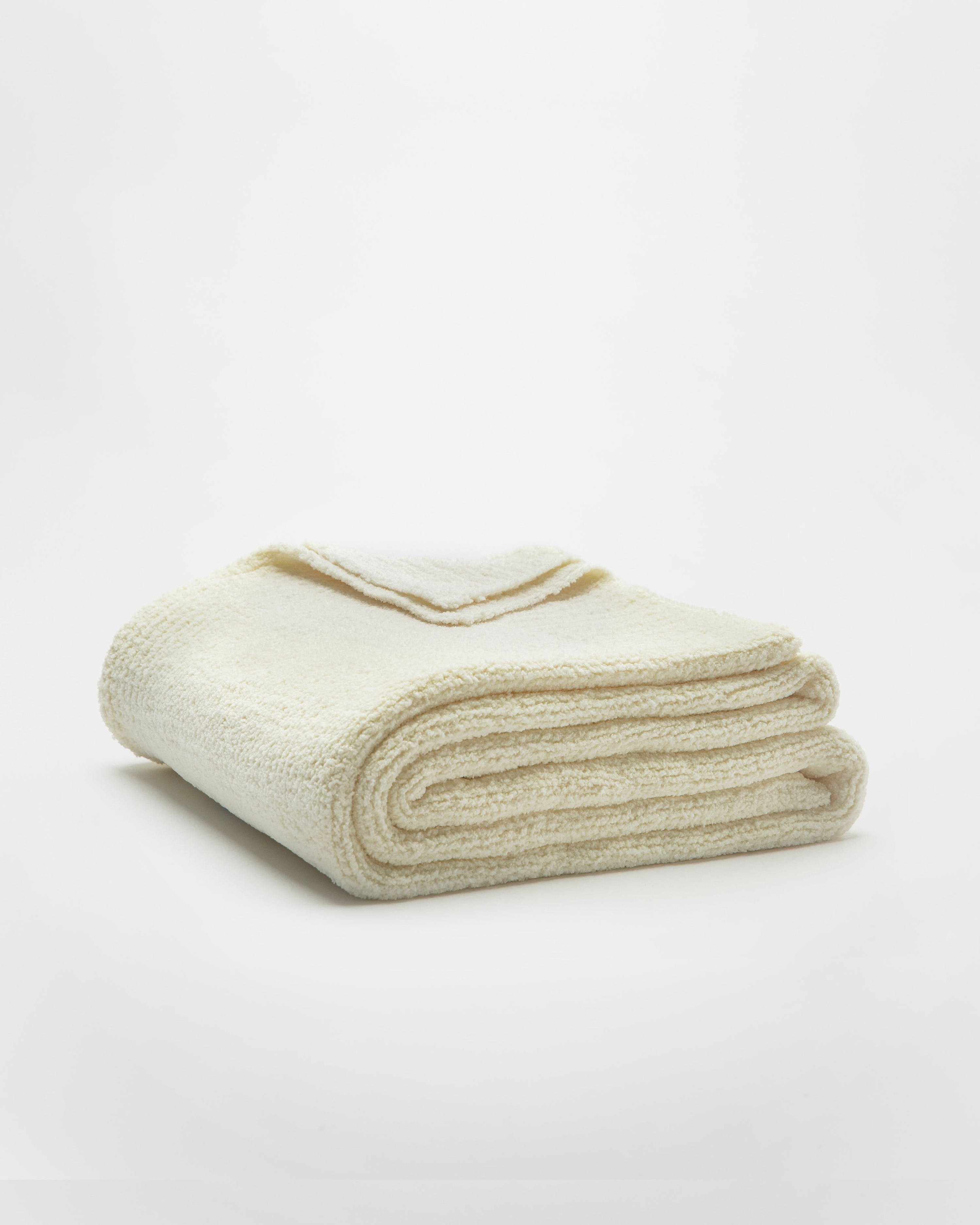 Sunday Citizen Snug Throw In White