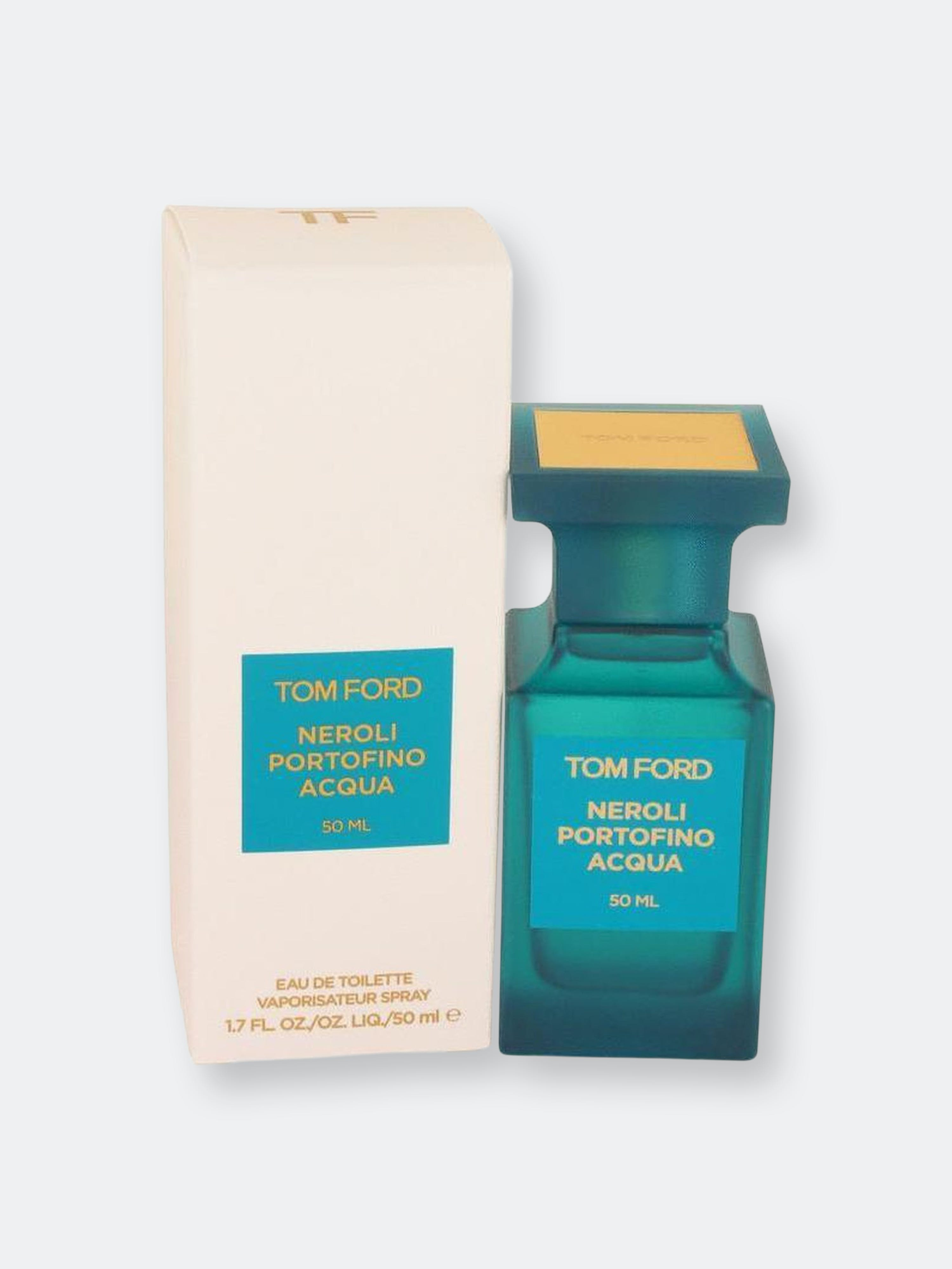 Tom Ford Neroli Portofino Acqua By  Eau De Toilette Spray (unisex) 1.7 oz In Blue