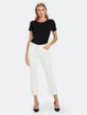 TRAVE Colette Mid Rise Kick Flare Jeans product image