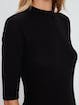 Vince. Elbow Sleeve Mock Neck Pullover product image