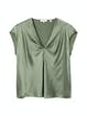 Vince. V-Neck Drape Silk Blouse product image